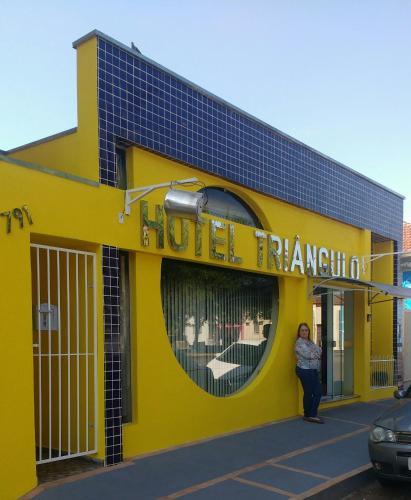 Hotel Triangulo Itaí