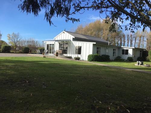Spires Barn Lodge, Christchurch