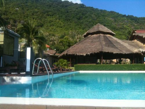 C Villas front view