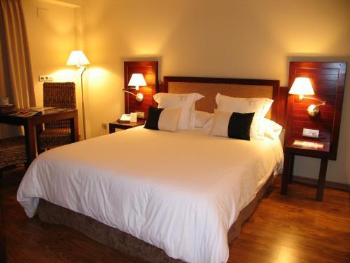 Habitación Doble - 1 o 2 camas Hotel Boutique & Spa El Privilegio 3