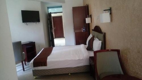 ManrashiWa Hotel, Addis Ababa