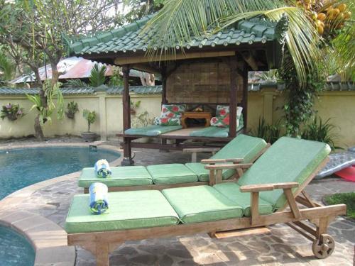 Lovina Green Villa