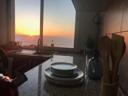 Luxury Apartment with View, 拉巴特