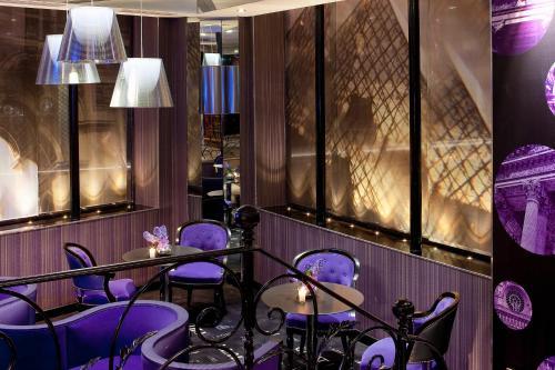 Hotel design secret de paris paris for Le secret hotel paris