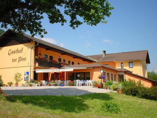 Hotel Zur Post, 9163 Ferlach