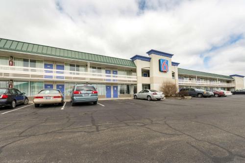 Motel 6 Troy OH