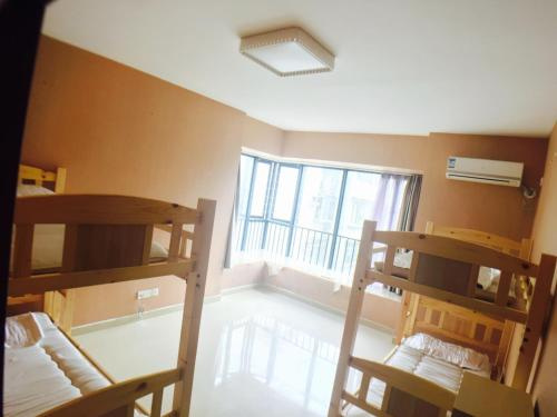 中宾 - 6人女性宿舍间的1张床位 (Mainland Chinese Citizen - Bed in 6-Bed Female Dormitory Room)