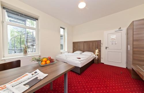 Novum Hotel City Apart Hamburg photo 3
