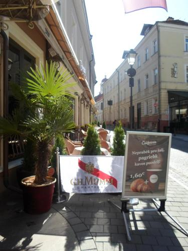 Old Town Luxury apartments, Vilna