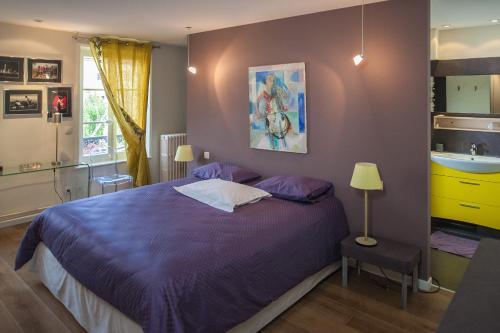 maison d 39 h te de myon nancy lorraine. Black Bedroom Furniture Sets. Home Design Ideas