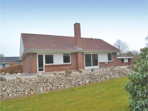 Three-Bedroom Holiday Home in Brande
