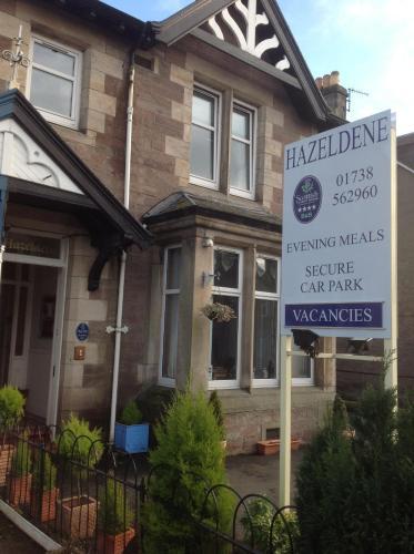 Hazeldene Guest House,Perth