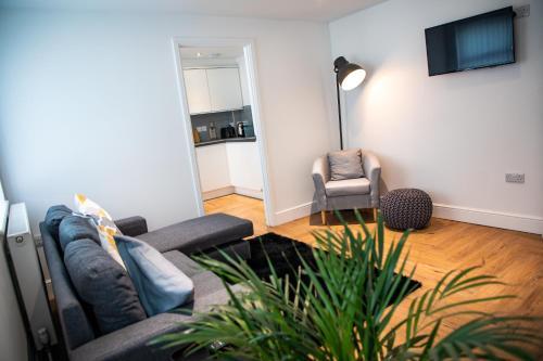 Prosper House Apartment - First floor.