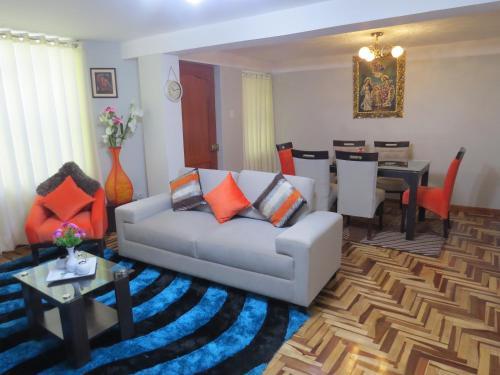 Apartamento Familiar QUEWE, Cuzco