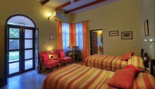 Mela Kothi - The Chambal Safari Lodge