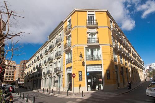 Flatsforyou Las Arcadias, hotel en Valencia
