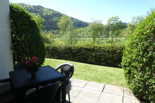 Haus am Hillebachsee, Winterberg
