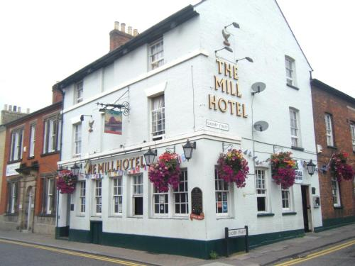 Photo of The Mill Hotel Hotel Bed and Breakfast Accommodation in Bedford Bedfordshire