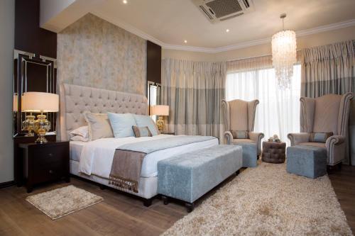 Villa Monticello Boutique Hotel, Accra