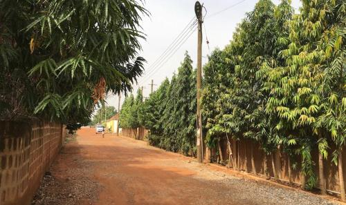 Mezzanine Residence, Accra