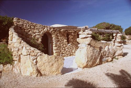 I Dammusi di Borgo Cala Creta front view