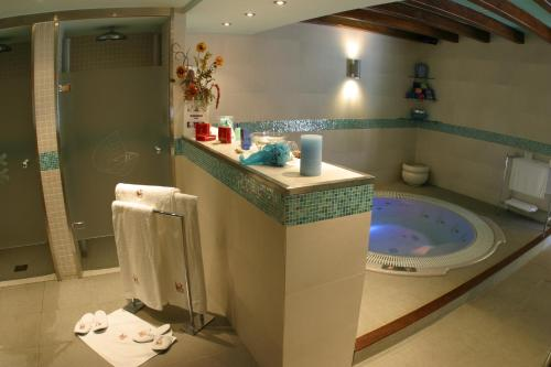 Double or Twin Room with Spa Access Hotel & Spa Casa Irene 2