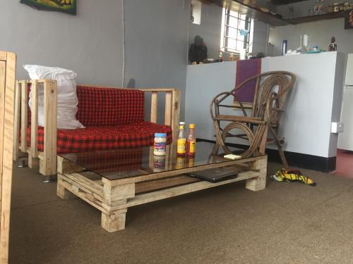 Uhuru Back Packer, Arusha