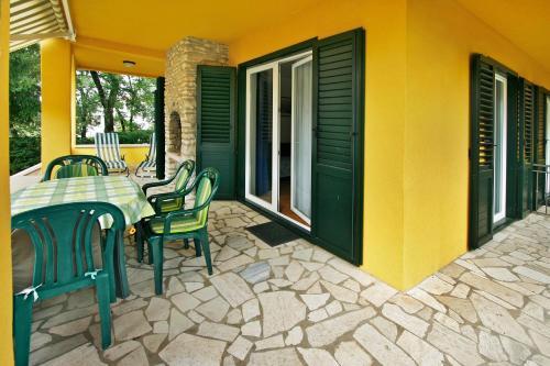 Apartments Villa Concept