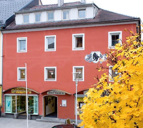 Отель Hotel-garni Schwarzer Bär 3 звезды Австрия