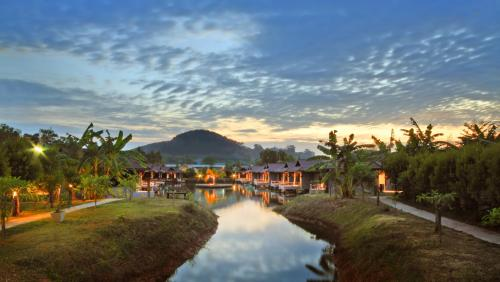 The Villa Laemhin Lagoon Resort