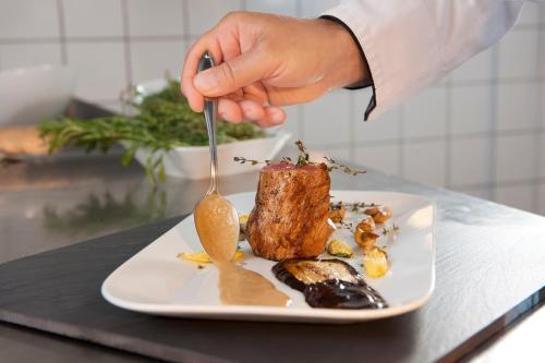 Dorint Hotel Augsburg Restaurant Maiskolben