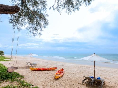 Twin Villas Natai - an elite haven, Natai Beach