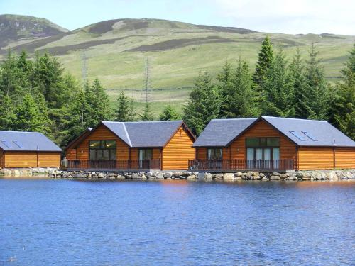 Photo of Highland Perthshire Lodges Hotel Bed and Breakfast Accommodation in Aberfeldy Perth and Kinross