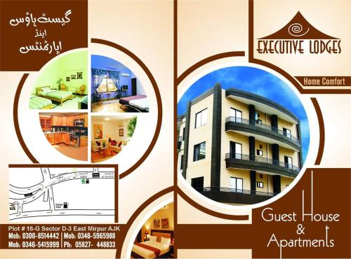 Executive Lodges Appartments