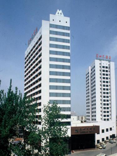 Отель Beijing Yanshan Hotel 4 звезды Китай