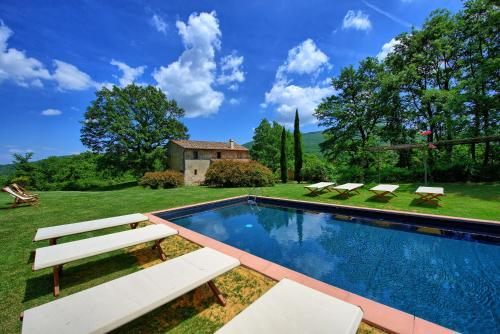 Villa Porcareccia Exclusive, Spineta