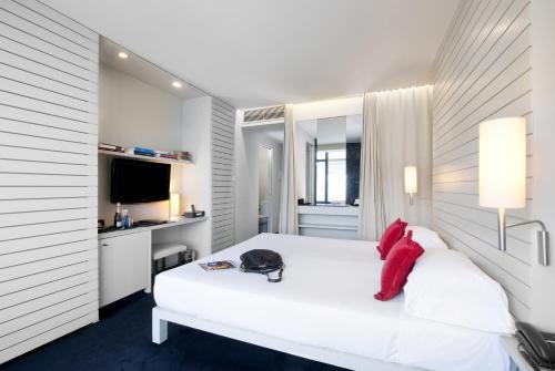 Habitación Doble interior - 1 o 2 camas    Hotel Miró 2