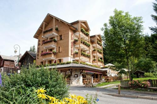 Logis Alp'Hotel (Bed and Breakfast)