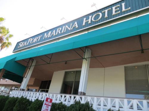 Seaport Marina CA, 90803