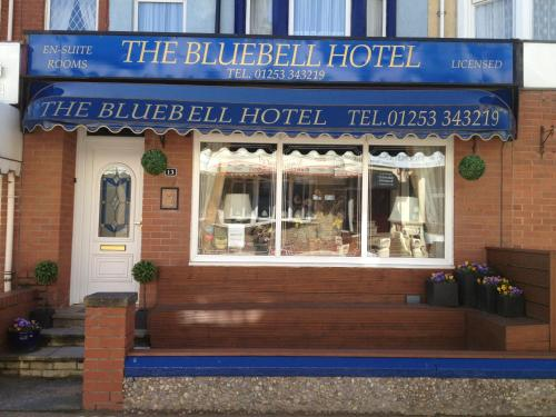 Photo of Bluebell Hotel Hotel Bed and Breakfast Accommodation in Blackpool Lancashire