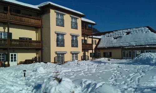 Ferienwohnungen Hotel Garni Dörflerwirt - Superior Apartment mit 1 Schlafzimmer