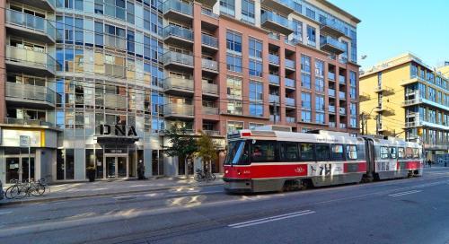 Jj Furnished Apartments Downtown Toronto: King's Luxury Loft ...