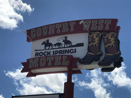 Country West Motel of Rock Springs