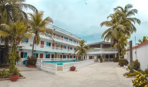 Hotel Boquilla Camping, Cartagena de Indias