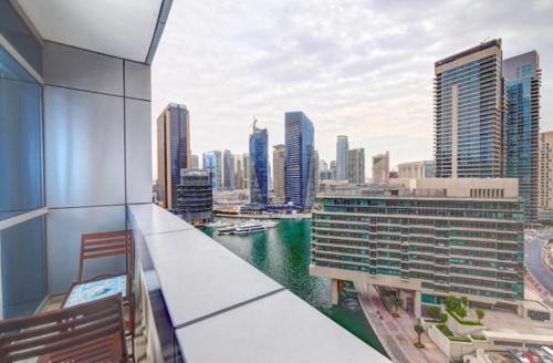 1BR Dubai Marina View, Dubaj