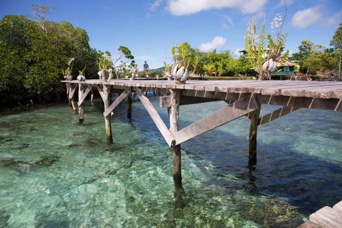 noguna island homestay, Kia