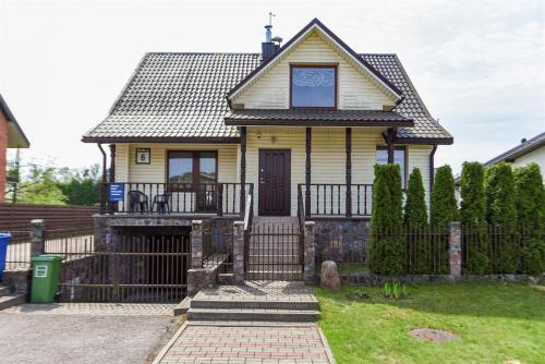 Birutes Houses, Druskininkai