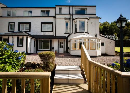 Photo of Lochside Guest House Hotel Bed and Breakfast Accommodation in Arrochar West Dunbartonshire
