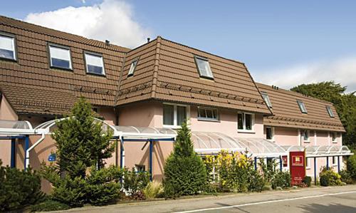 Отель Hotel Kattenbusch Economy 3 звезды Германия