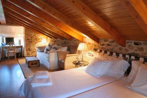 Suite - Uso individual Hotel Rustico Lugar Do Cotariño 3